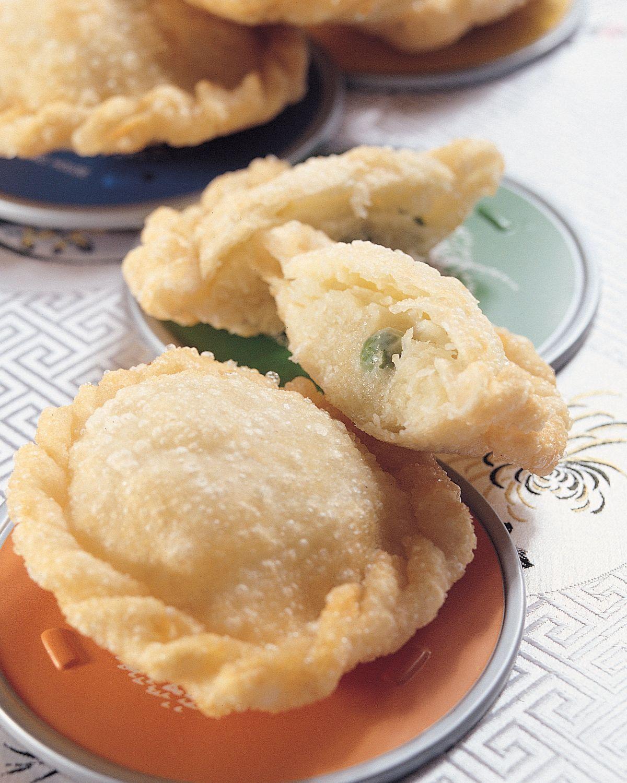 食譜:椰子毛豆餃子餡