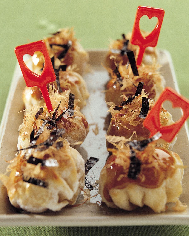 食譜:大阪餃子燒