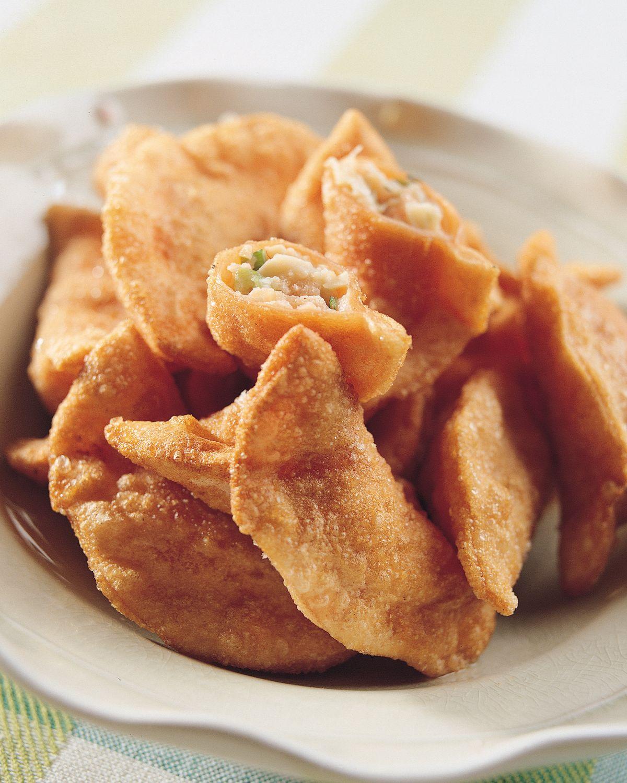 食譜:綜合海鮮炸餃