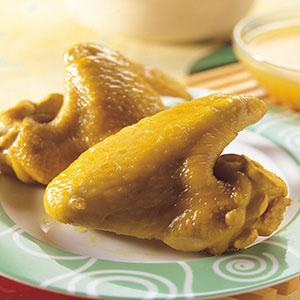 咖哩滷雞翅