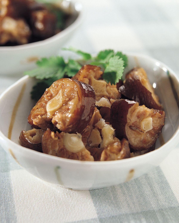 食譜:蒜滷豬尾巴