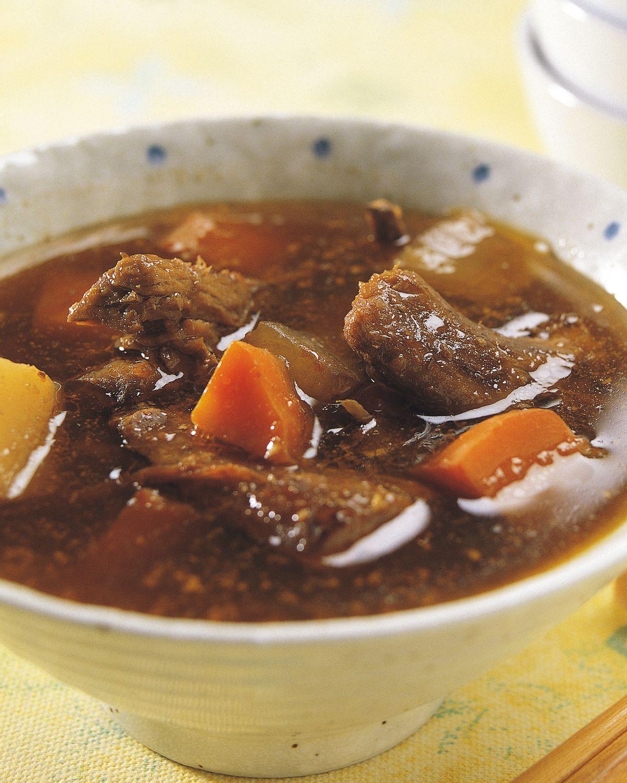 食譜:素牛肉湯