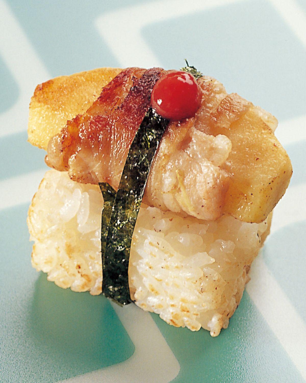 食譜:蘋果肉卷