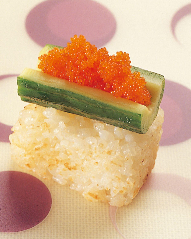 食譜:翠綠蝦卵