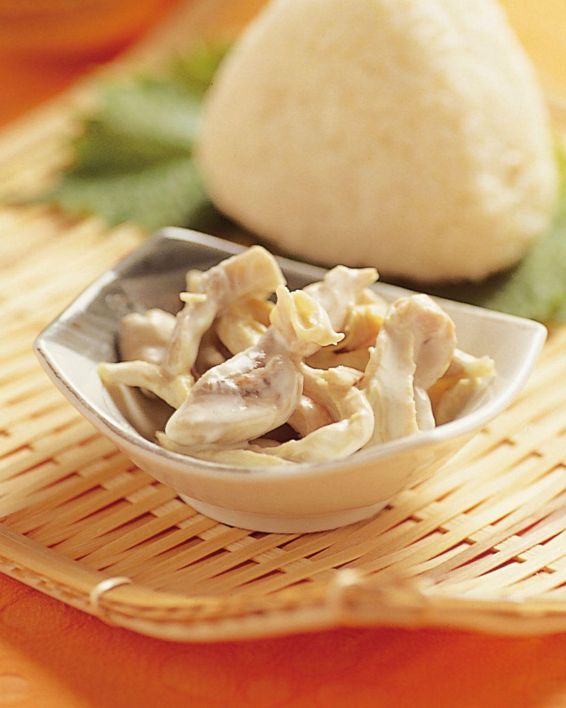 食譜:芥末雞肉沙拉飯糰