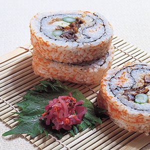 錦繡花壽司