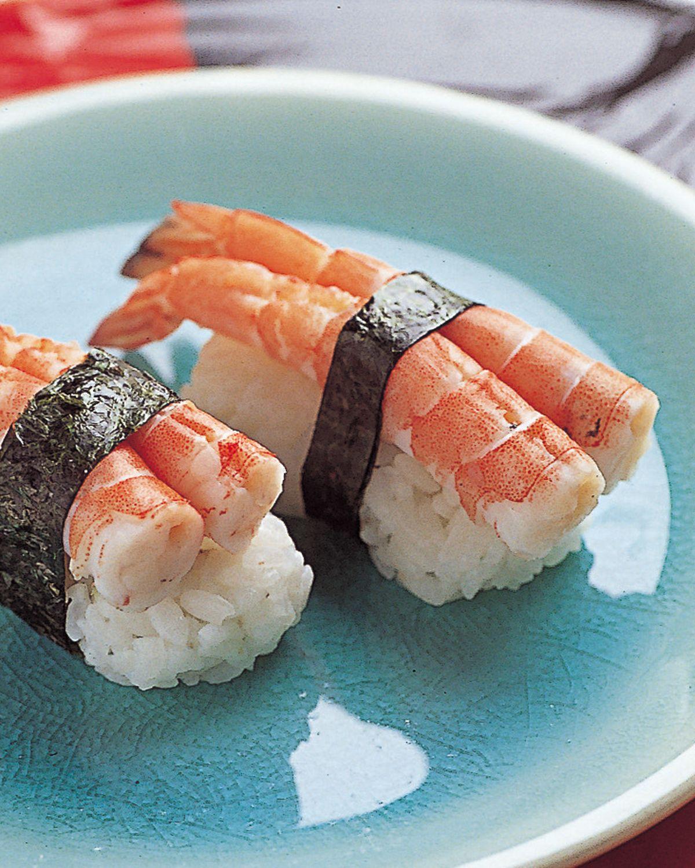 食譜:鮮蝦握壽司