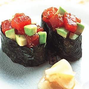 鮪魚沙拉軍艦壽司