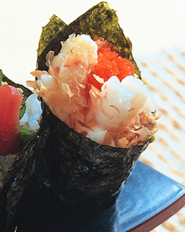 食譜:蝦手卷