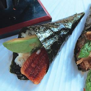 鰻魚酪梨手卷