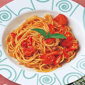 辣味蕃茄醬義大利麵