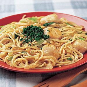 白酒帶子義大利麵