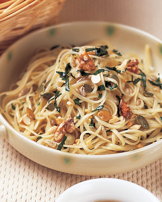 食譜:精力醬義大利麵