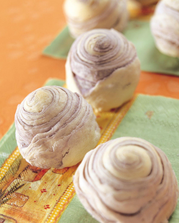食譜:大甲紫芋酥