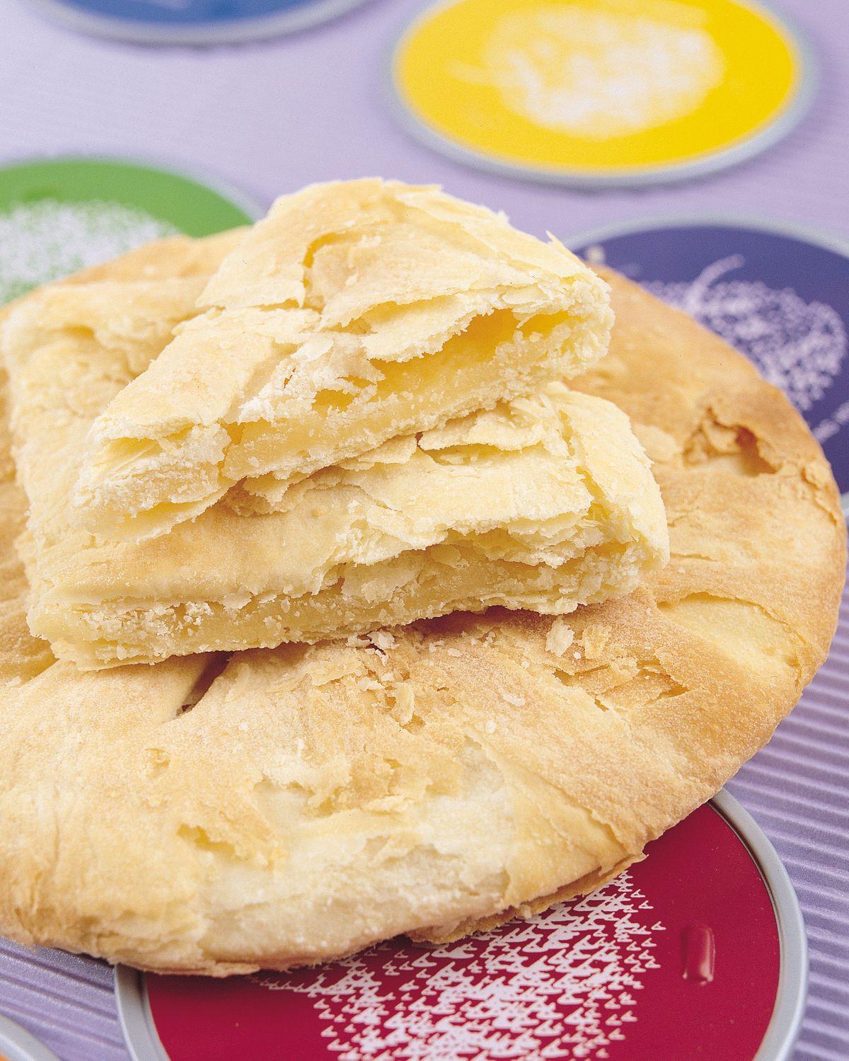 食譜:大甲奶油酥餅