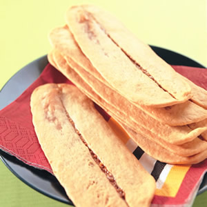 宜蘭牛舌餅
