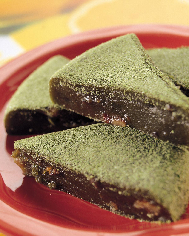 食譜:蘭陽綠茶糕