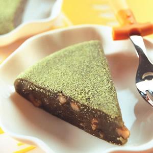 蘭陽綠茶糕