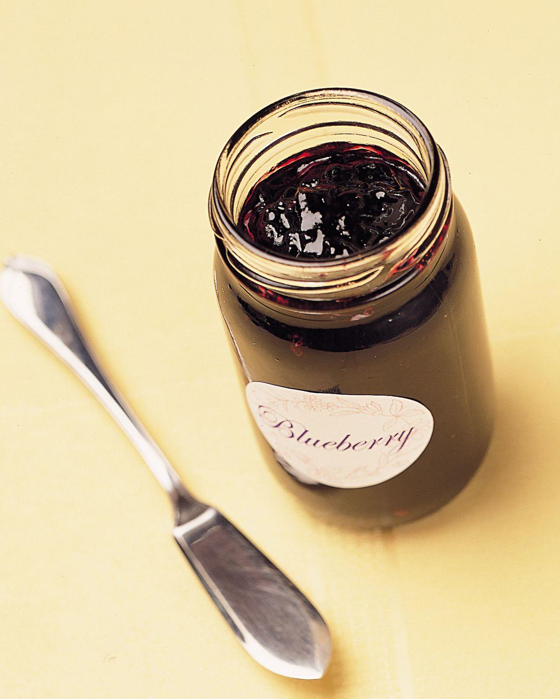 食譜:藍莓果醬