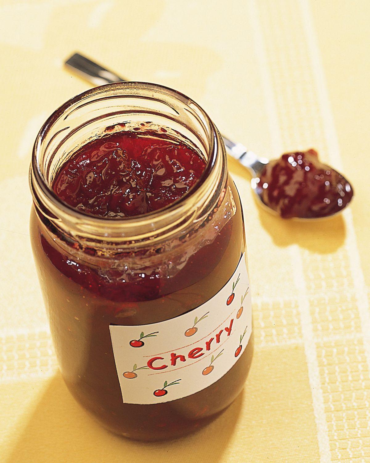 食譜:櫻桃果醬