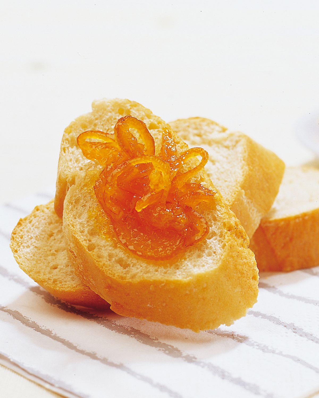 食譜:橘皮果醬