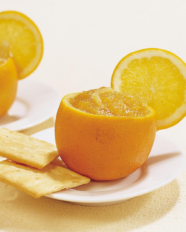 食譜:柳橙果醬