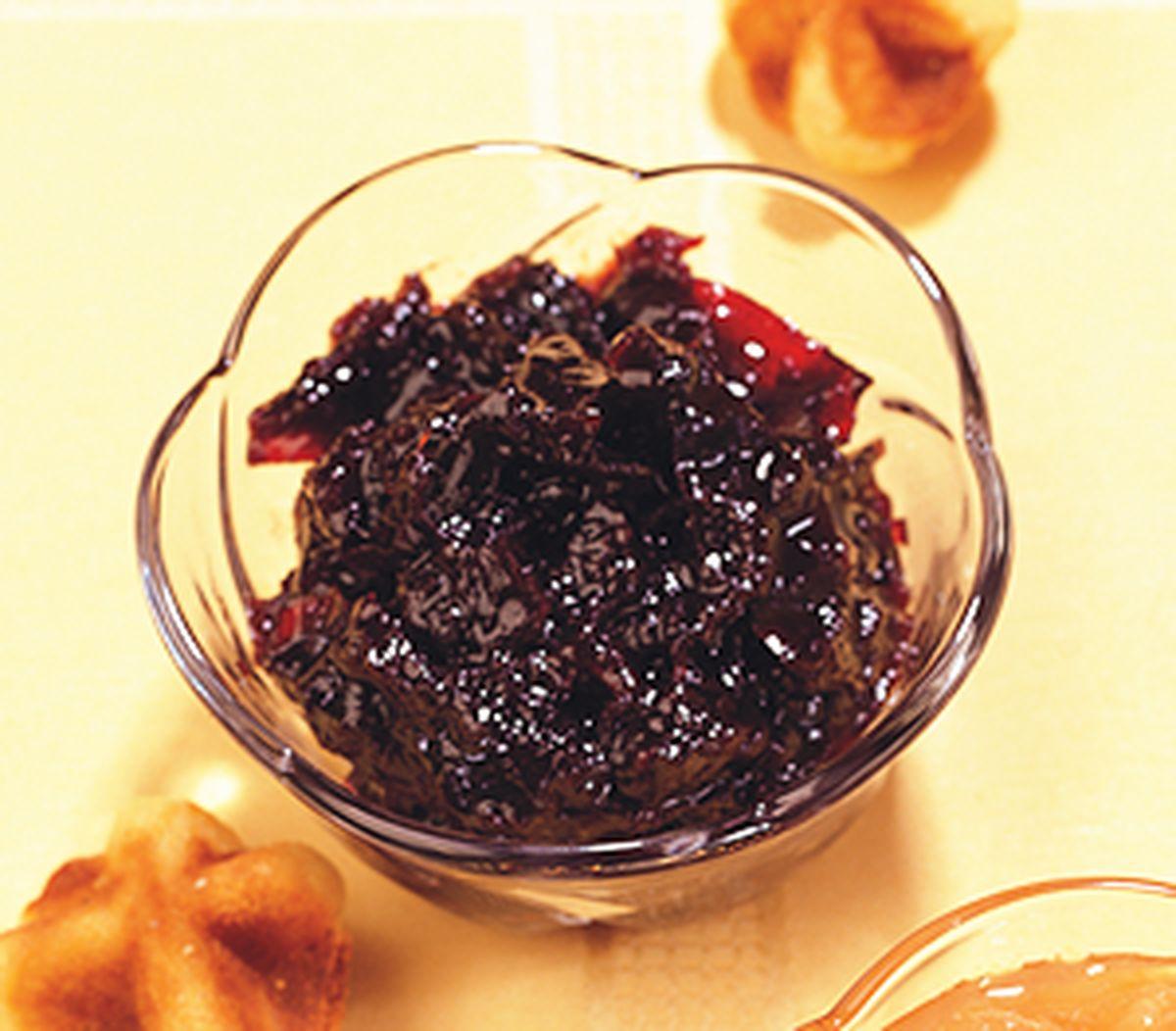 食譜:紅李果醬