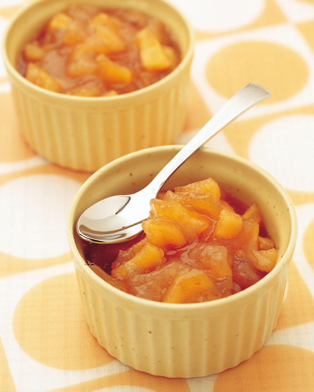 食譜:蘋果洋梨果醬