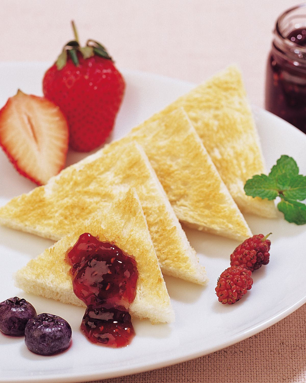 食譜:綜合莓果果醬