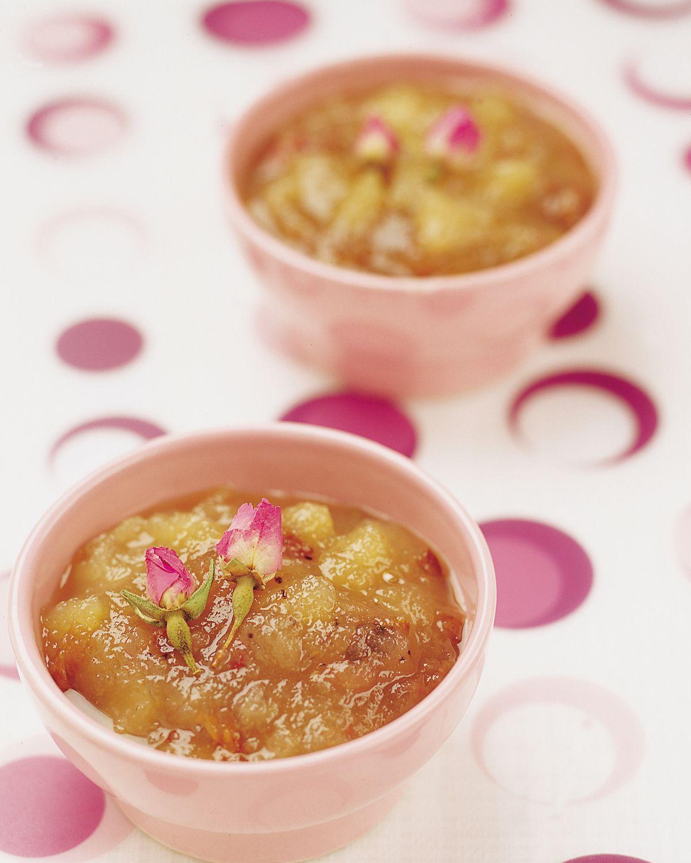 食譜:玫瑰洋梨果醬