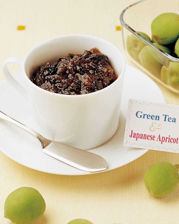 食譜:綠茶青梅果醬