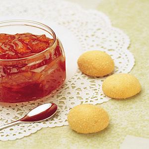 肉桂蘋果果醬