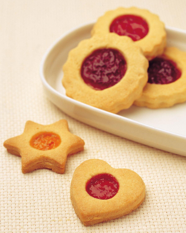 食譜:果醬夾心餅乾
