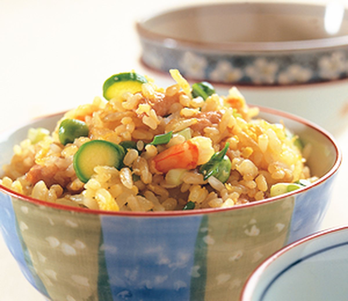 食譜:什錦炒飯