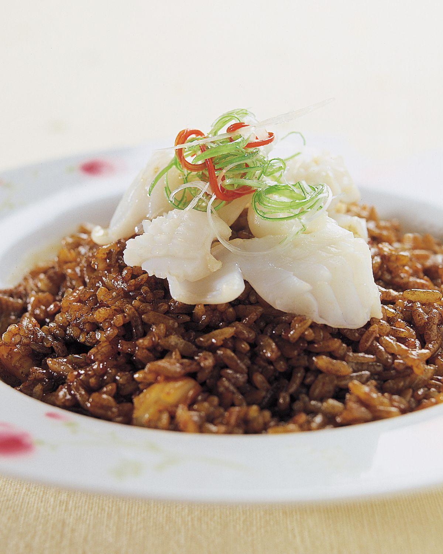 食譜:義大利墨魚飯(2)