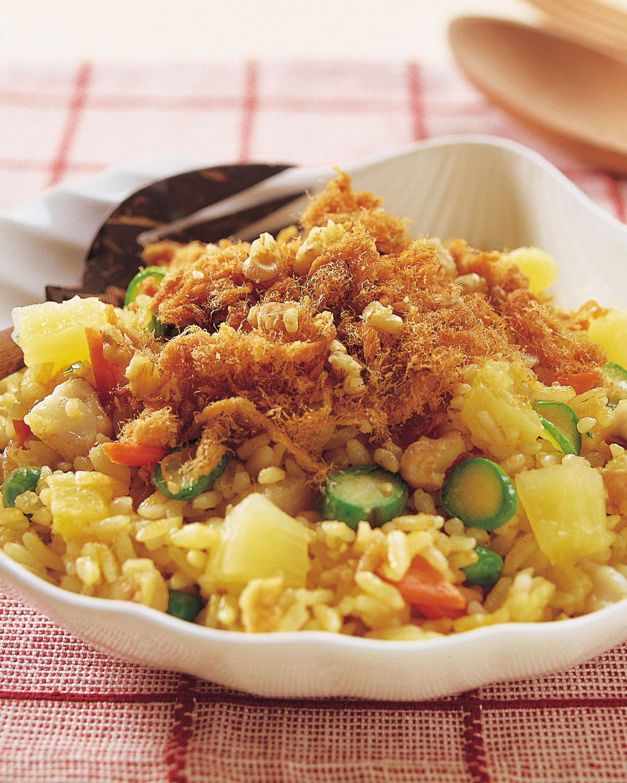 食譜:泰式炒飯