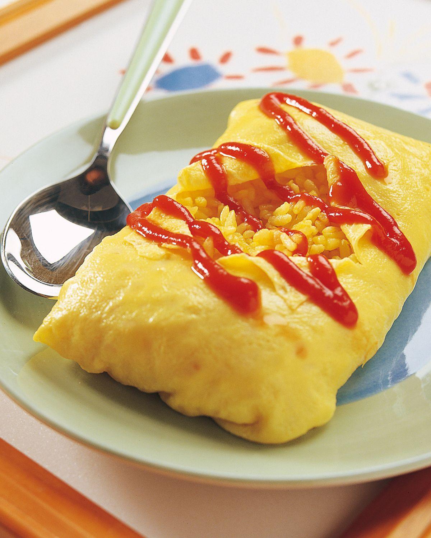食譜:蛋包飯(2)