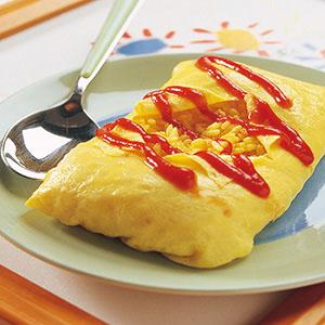 蛋包飯(2)