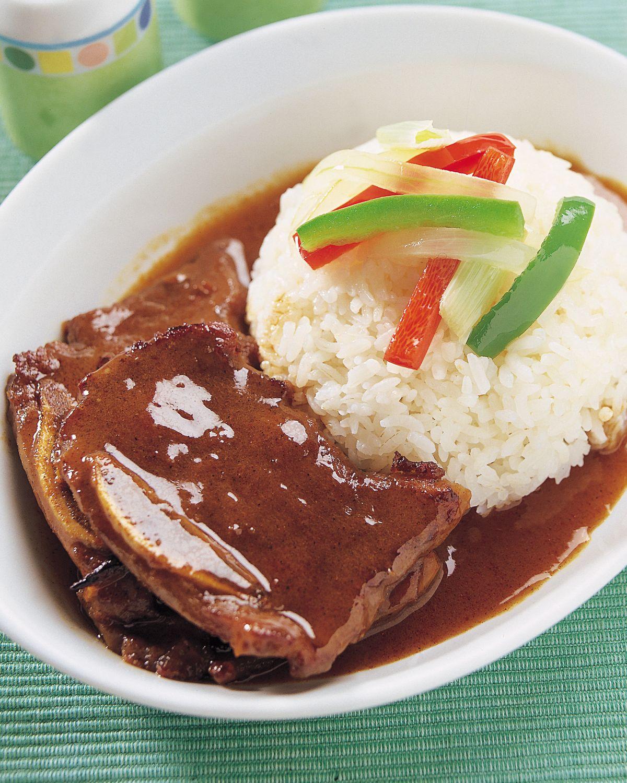 食譜:麻辣小排燴飯