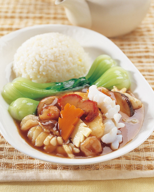 食譜:廣州燴飯