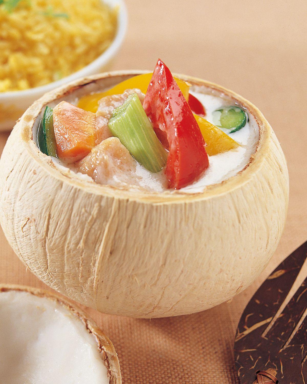 食譜:南洋椰汁燴飯