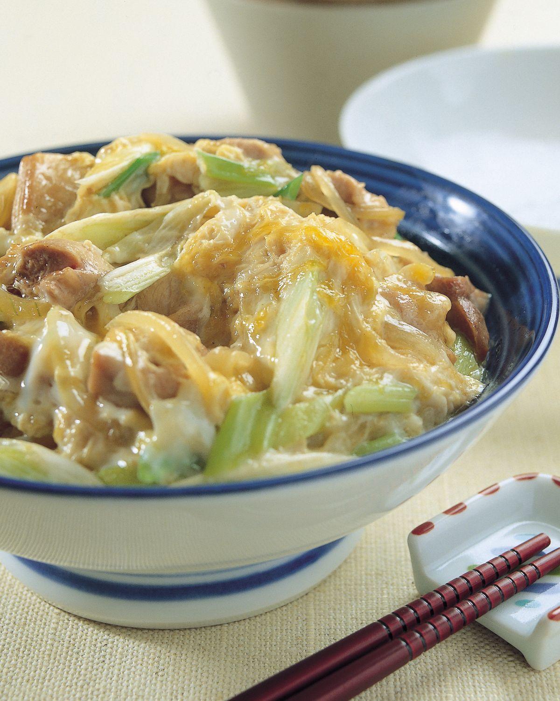 食譜:親子丼(2)