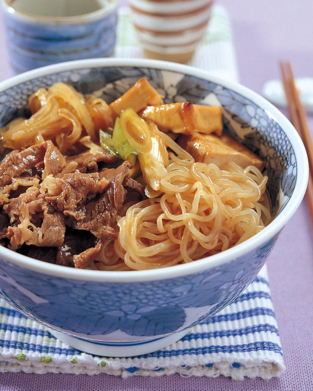 食譜:牛丼