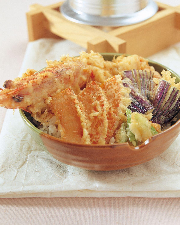 食譜:天丼(2)