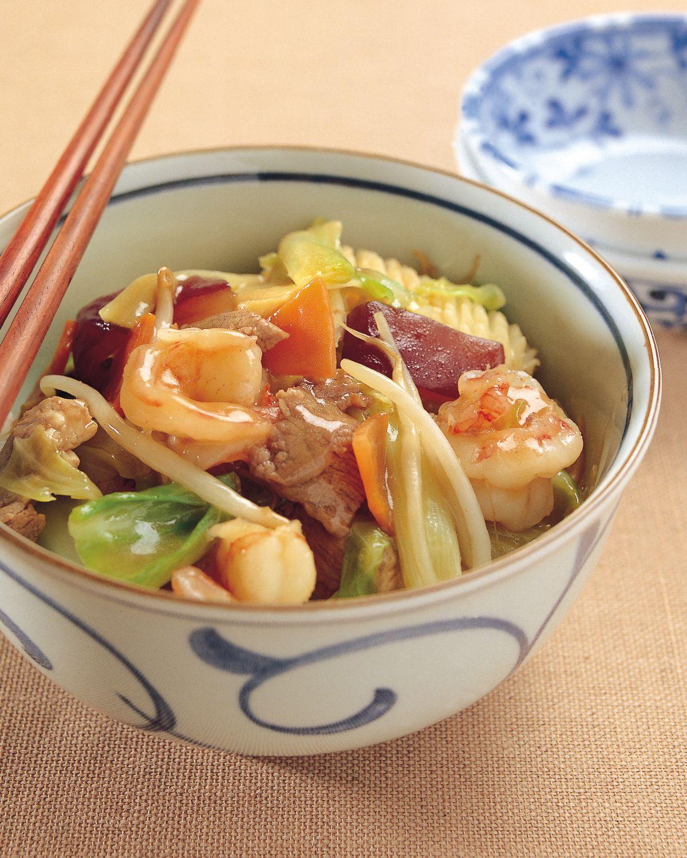 食譜:中華丼