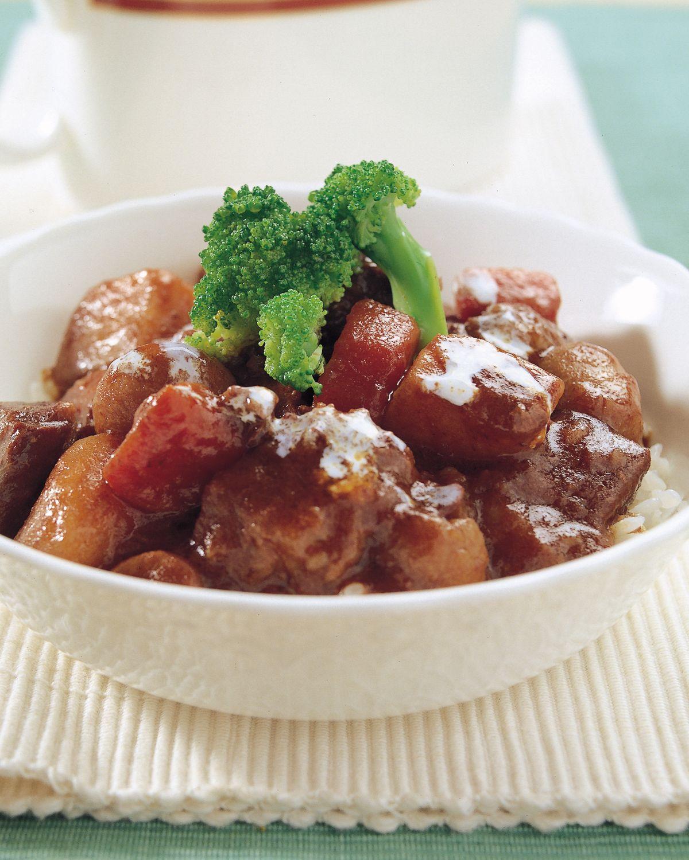 食譜:西式牛肉飯