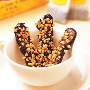 紅茶杏仁巧克力