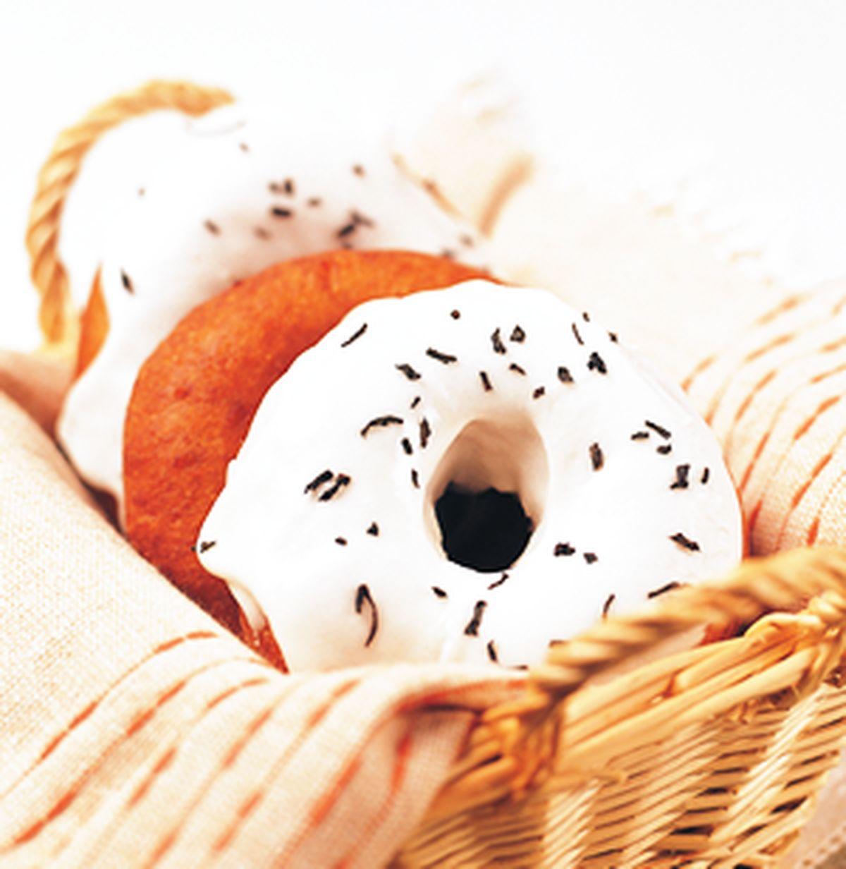 食譜:紅茶甜甜圈