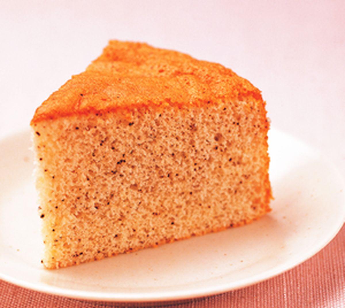 食譜:紅茶海綿蛋糕(2)