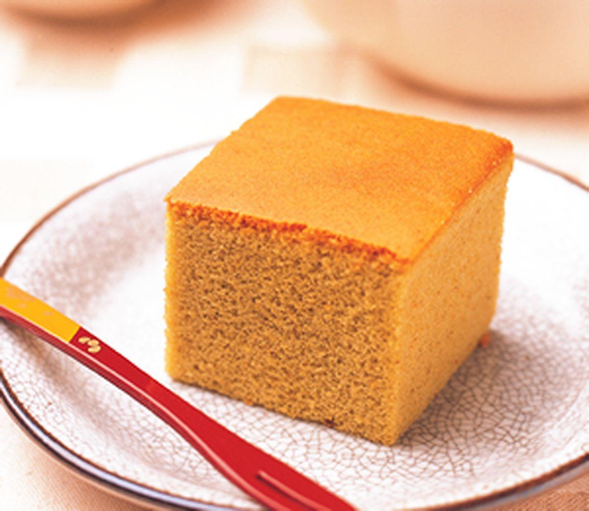 食譜:抹茶蜂蜜蛋糕